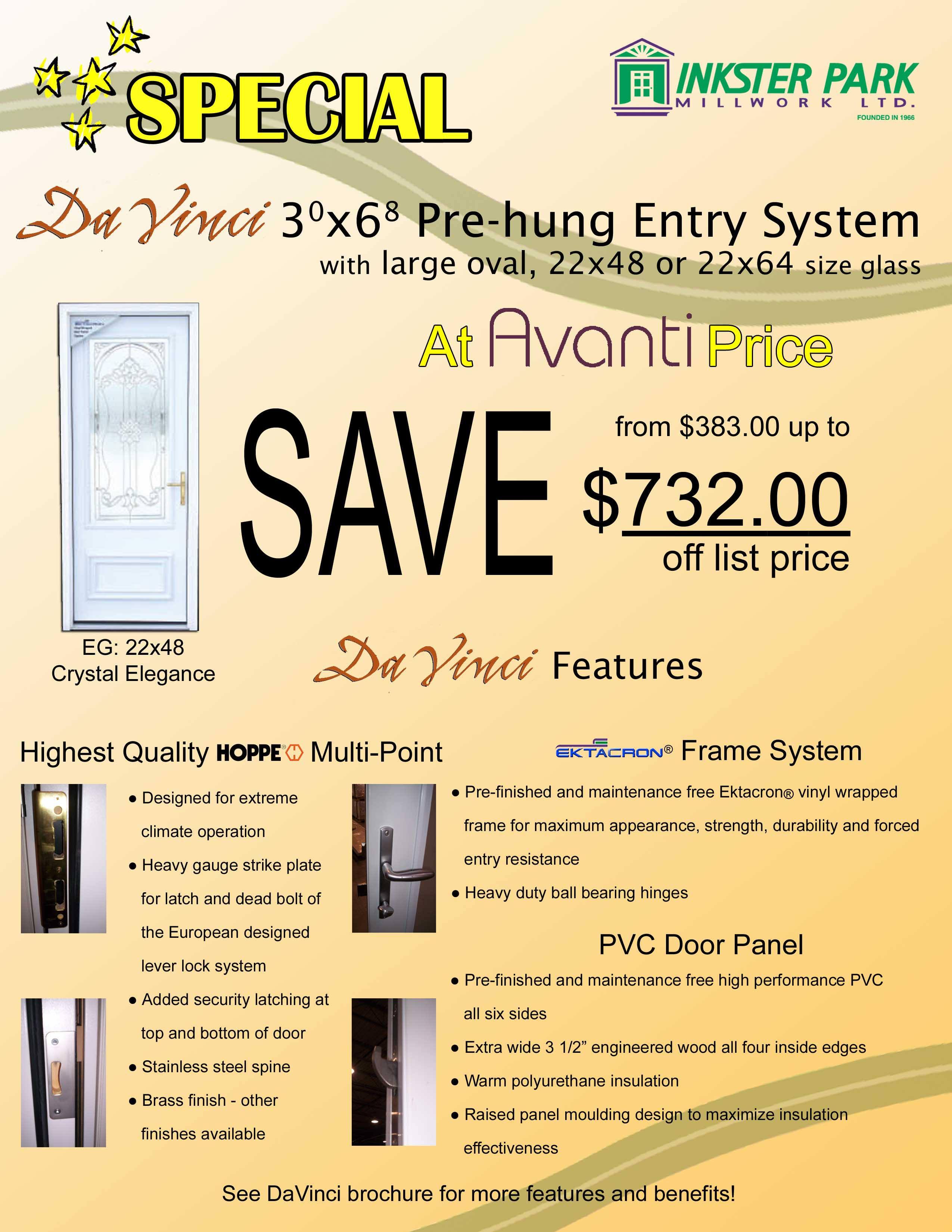 New Products Amp Specials