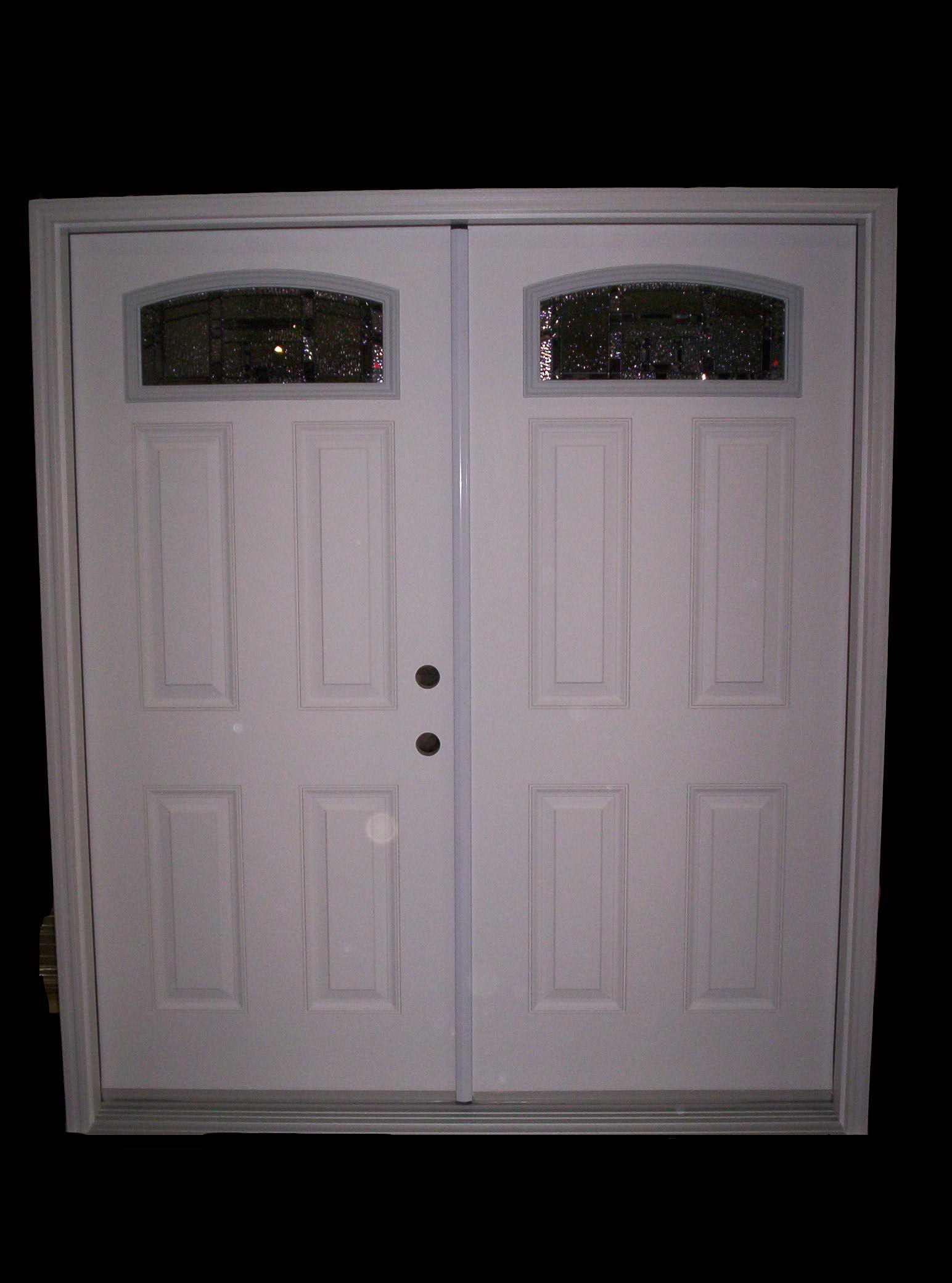 Double Door with Astragal - Left Entry & Door Gallery